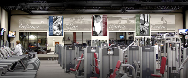 Artwork for Health and Fitness Clubs